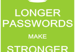 Quick Password Tip