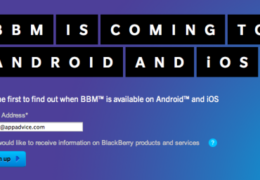 BBM Woes – Blackberry Messenger for iOS still plagued by problems