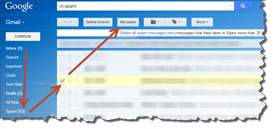 gmailnotspam