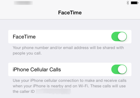 iOS8's ringing is driving me crazy!
