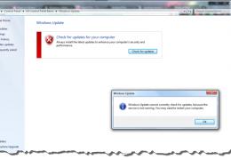 Quick Fix Windows Update