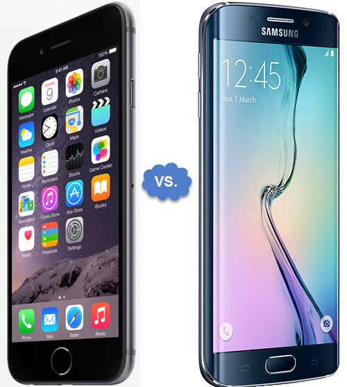 apple-iphone6-vs-samsung-galaxy-s6