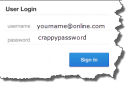 Does your password suck?