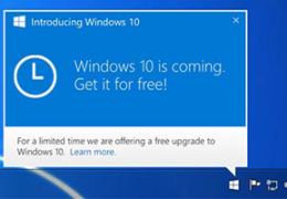Windows 10 Popup Annoyance