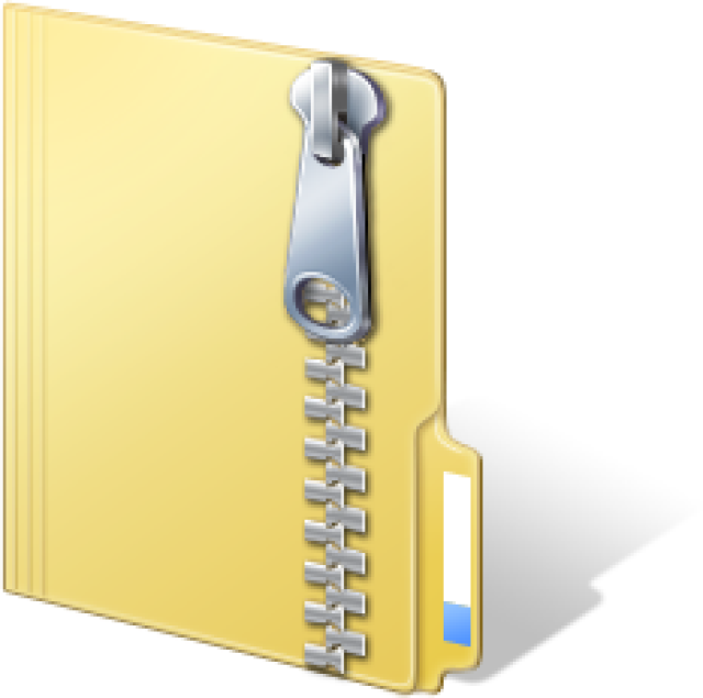Zip program practical help for your digital life for Window zip file