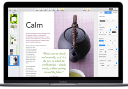 Mac Pages vs Word