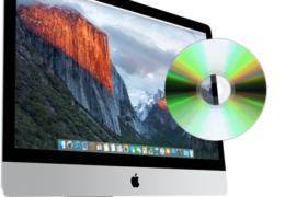 DVD Install on Mac