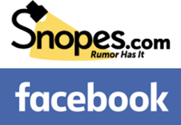 Snopes Facebook