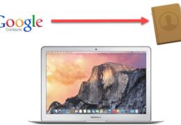 Google to iCloud
