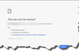 Website Down?