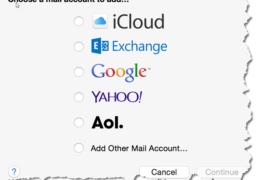 Deleted iCloud email