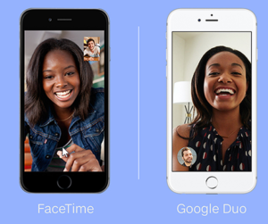 Android Facetime?