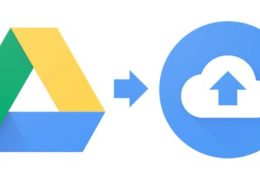 Google Drive now Backup & Sync