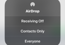 Where did Airdrop Go?