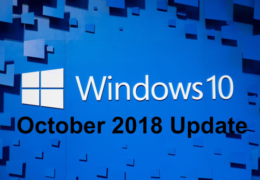 Win10 Version 1809