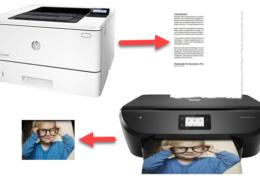 Printing Woes Resolved